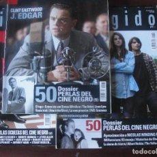 Cine: DOSSIER 50 PERLAS OCULTAS DEL CINE NEGRO / 103 PAGINAS MUY ILUSTRADO - ENVIO GRATIS - AÑO 2012. Lote 193613266