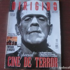 Cine: ESPECIAL DOSSIER CINE DE TERROR / AÑO 2000 - FRANKENSTEIN HAMMER / UNIVERSAL - . Lote 193660566