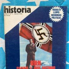 Cine: REVISTA HISTORIA 16 (207 NÚMEROS). Lote 193694413