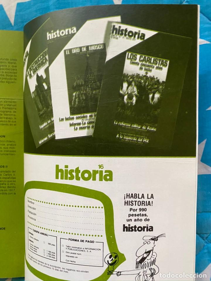 Cine: REVISTA HISTORIA 16 (207 números) - Foto 4 - 193694413
