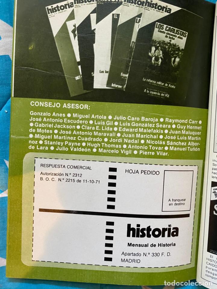 Cine: REVISTA HISTORIA 16 (207 números) - Foto 5 - 193694413