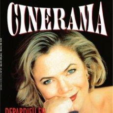 Cine: REVISTA - CINERAMA - Nº 21 - ENERO 1994 (EL PIANO/ DEBORAH KERR/ BELA LUGOSI/ LO QUE VIENTO SE LLEVÓ. Lote 193764456