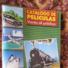 Cinéma: KALENDER VIDEO. CATALOGO DE PELICULAS 18X10 CMS. 50 PAG.. Lote 193888342