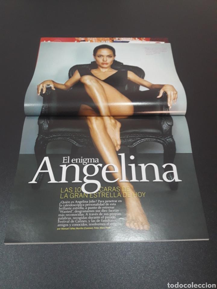 Cine: FOTOGRAMAS N° 1.978. AGOSTO 2008. ANGELINA JOLIE. - Foto 2 - 193908178