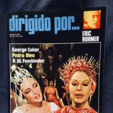 Cinema: LOTE 11 REVISTAS DIRIGIDO POR RICHARD LESTER KAZAN ACTRICES AÑOS 1976 1977. Lote 193983240