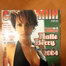 Cine: CINEMANIA 100 HALLE BERRY JULIA ROBERTS TOM CRUISE SHARON STONE JAMES D'ARCY UMA THURMAN. Lote 194107472