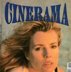 Cine: REVISTA CINERAMA - Nº 25 - MAYO 1994 (PINOCHO / SHARON STONE / CHRISTOPHER LEE / JEAN RENOIR...). Lote 194247885