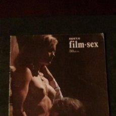 Cinema: NUEVO FILM-SEX Nº 17-LA ESPUELA-CLAUDIA GRAVI-PACA GABALDON. Lote 194328512