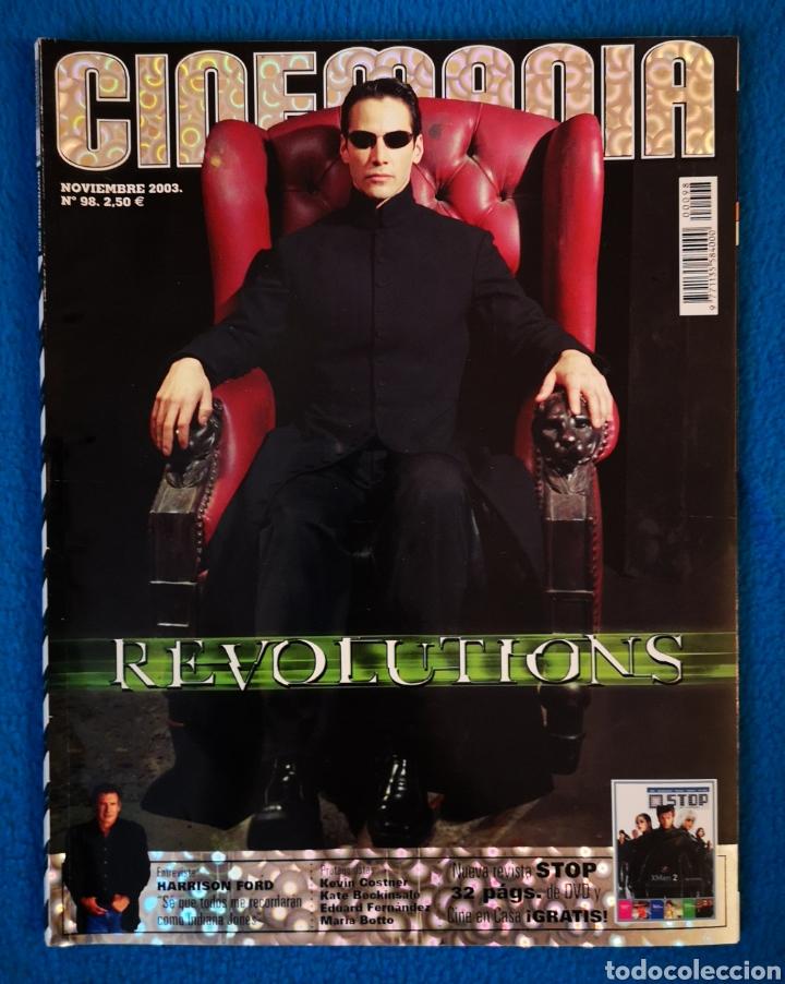 CINEMANIA - NOVIEMBRE 2001 (Cine - Revistas - Cinemanía)