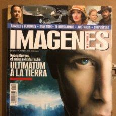 Cine: IMÁGENES DE ACTUALIDAD N° 286 (2008). KEANU REEVES, CLINT EASTWOOD, SETH ROGEN,.... Lote 218706731