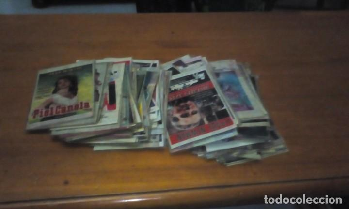 GRAN LOTES DE POGRAMA DE CINE DE MANO MAS 300. FACSIMIL. EST24B7 (Cine - Reproducciones de carteles, folletos...)
