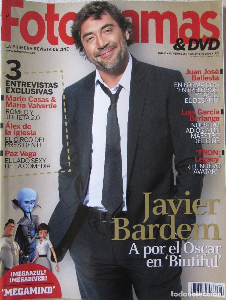 FOTOGRAMAS AÑO 64 - NÚMERO 2006 (Cine - Revistas - Fotogramas)