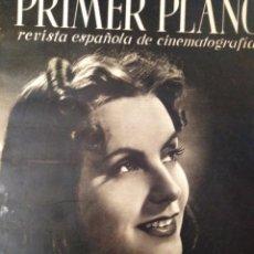 Cine: REVISTA PRIMER PLANO 1940 Nº 3 GRETA GARBO. Lote 194393532