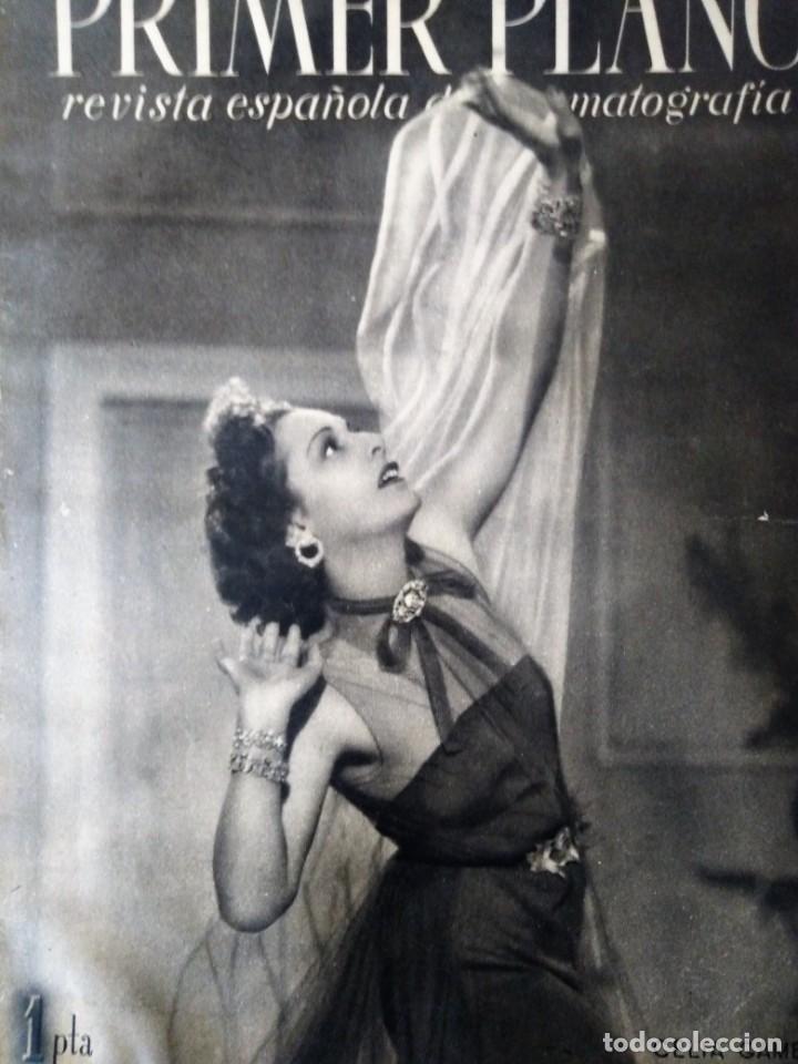 REVISTA PRIMER PLANO 1940 Nº 6 CELIA GAMEZ (Cine - Revistas - Primer plano)