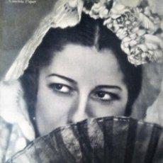Cine: REVISTA PRIMER PLANO 1940 Nº 10 CONCHITA PIQUER . Lote 194394046