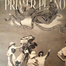 Cine: REVISTA PRIMER PLANO 1940 Nº 11 GLORIAS A DIOS -PAZ EN LA TIERRA . Lote 194394142