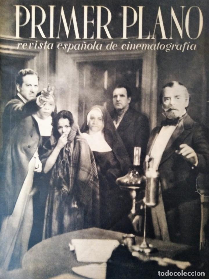 REVISTA PRIMER PLANO 1941 Nº 21 RAFAEL DURAN (Cine - Revistas - Primer plano)