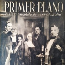 Cine: REVISTA PRIMER PLANO 1941 Nº 21 RAFAEL DURAN. Lote 194394597