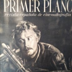 Cine: REVISTA PRIMER PLANO 1941 Nº 24 AMEDEO NAZZARI. Lote 194394691
