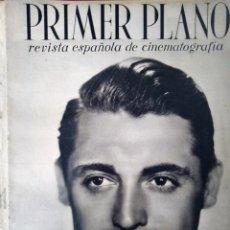 Cine: REVISTA PRIMER PLANO 1941 Nº 22 CARY GRANT. Lote 194394878