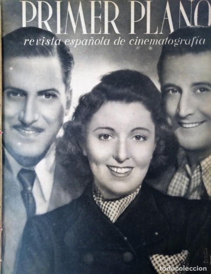 REVISTA PRIMER PLANO 1941 Nº 17 (Cine - Revistas - Primer plano)