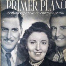 Cine: REVISTA PRIMER PLANO 1941 Nº 17 . Lote 194394995