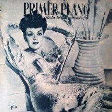 Cine: REVISTA PRIMER PLANO 1945 Nº 248 JANE WYMAN. Lote 194395102