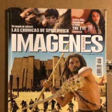 Cine: IMÁGENES DE ACTUALIDAD N° 278 (2008). NATALIE PORTMAN, JESSICA ALBA, ROLAND EMMERICH,.... Lote 194523368