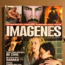 Cine: IMÁGENES DE ACTUALIDAD N° 246 (2005). PENÉLOPE CRUZ, SANDRA BULLOCK, JOHN TRAVOLTA,..,. Lote 194529515