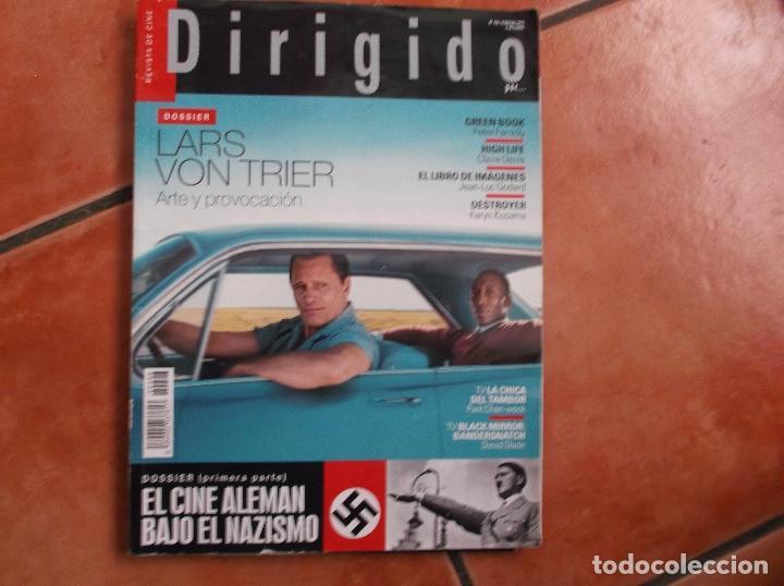 DIRIGIDO POR Nº 496, DOSSIER LARS VON TRIER, DOSSIER 1 PARTE: EL CINE ALEMAN BAJO EL NAZISMO (Cine - Revistas - Imágenes de la actualidad)