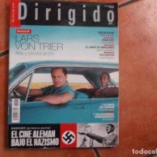 Cine: DIRIGIDO POR Nº 496, DOSSIER LARS VON TRIER, DOSSIER 1 PARTE: EL CINE ALEMAN BAJO EL NAZISMO. Lote 266765588