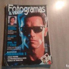 Cine: FOTOGRAMAS - DICIEMBRE 1991 -. Lote 194778922