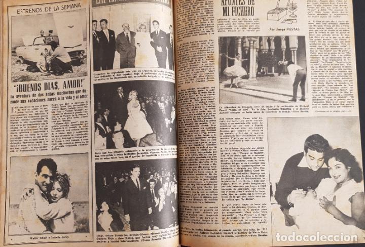 Cine: REVISTA CINE MUNDO 1958 JOANNA MOORESMAS JAYNE MANSFIELD CHARLES CHAPLIN DIANA DORS JANET LEIGH BRIG - Foto 7 - 194895465