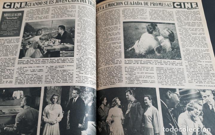 Cine: REVISTA CINE MUNDO 1958 JOAN COLLINS GINA LOLLOBRIGIDA LOS VIKINGOS JOANNE WOODWARD - Foto 2 - 194897136