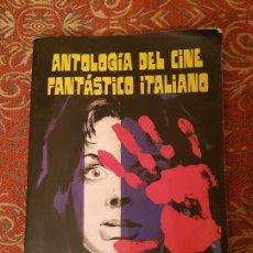 Cine: QUATERMASS Nº 7, ANTOLOGIA DEL CINE FANTASTICO ITALIANO, JAVIER G. ROMERO,368 PAGINAS,1700 FOTOS,. Lote 194907187