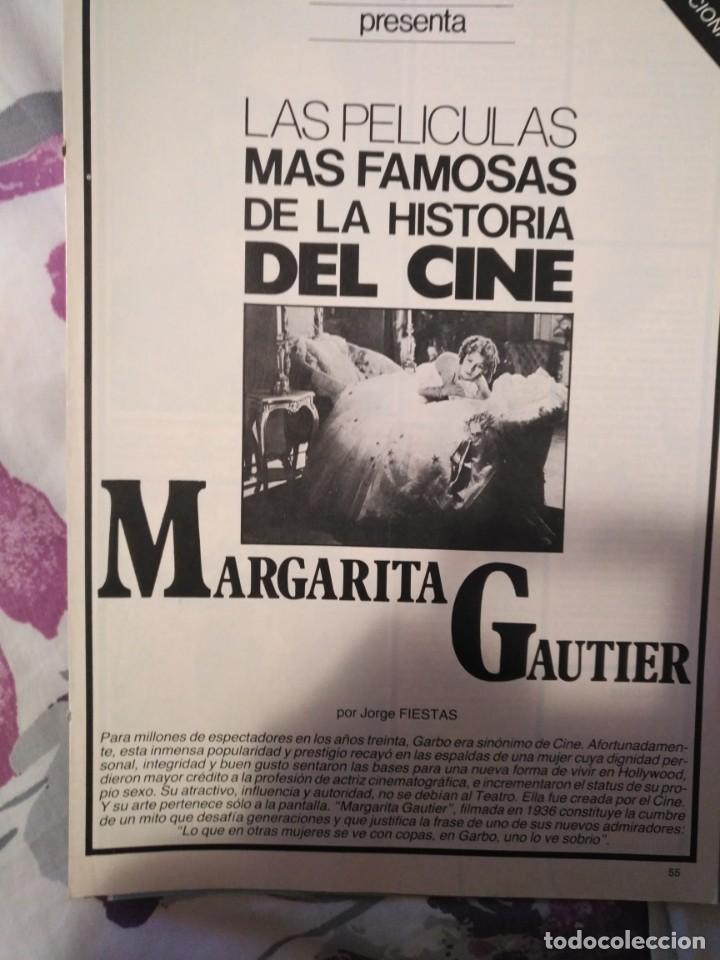 Cine: REVISTA DE CINE FOTOGRAMAS COLECCIONABLES 59 FASCICULOS LAS MEJORES PELICULAS-LAS PELI. MAS FAMOSAS - Foto 40 - 194956412