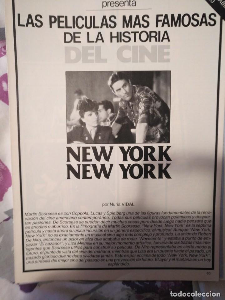Cine: REVISTA DE CINE FOTOGRAMAS COLECCIONABLES 59 FASCICULOS LAS MEJORES PELICULAS-LAS PELI. MAS FAMOSAS - Foto 43 - 194956412