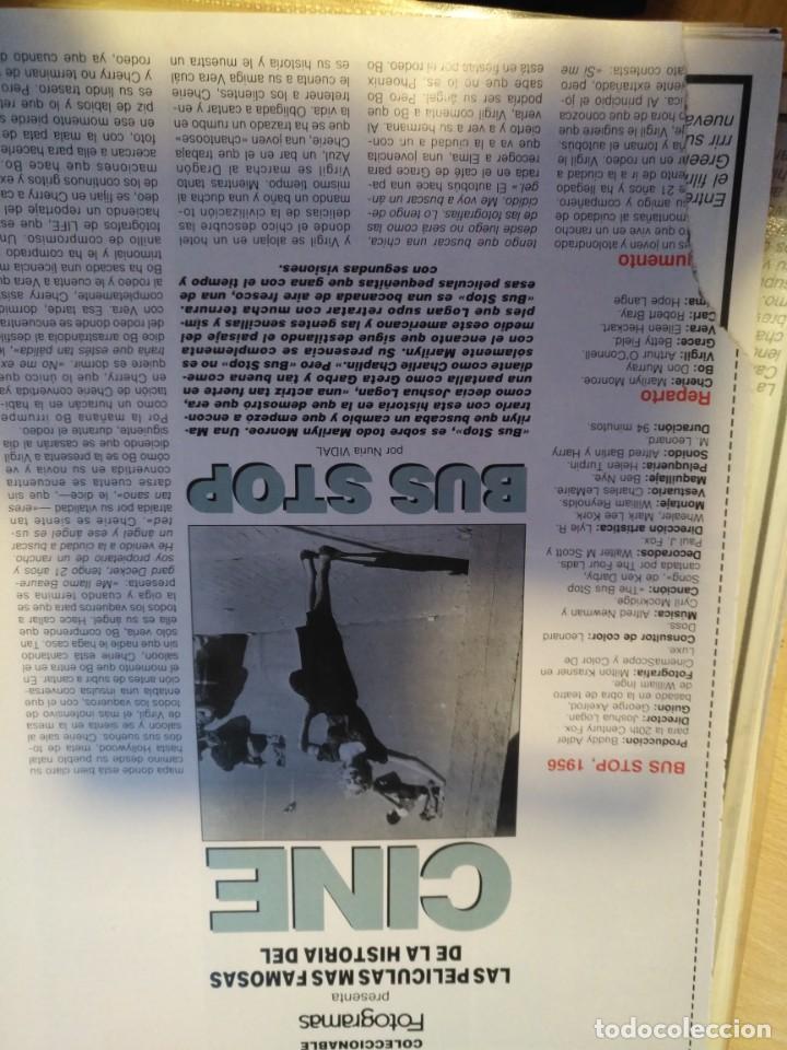 Cine: REVISTA DE CINE FOTOGRAMAS COLECCIONABLES 59 FASCICULOS LAS MEJORES PELICULAS-LAS PELI. MAS FAMOSAS - Foto 55 - 194956412