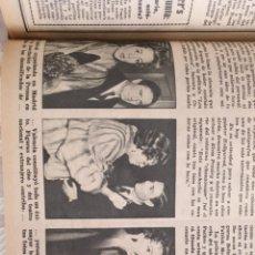 Cinema: REVISTA CINE MUNDO SARA MONTIEL LA MEJOR Y MAS GRANDE SEGUN JESUS. Lote 195025398