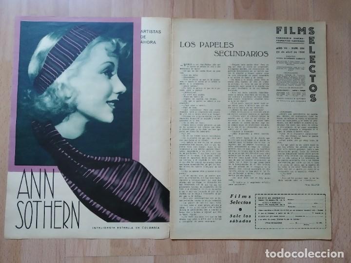 Cine: REVISTA Nº288 FILM SELECTOS - Foto 3 - 195103053