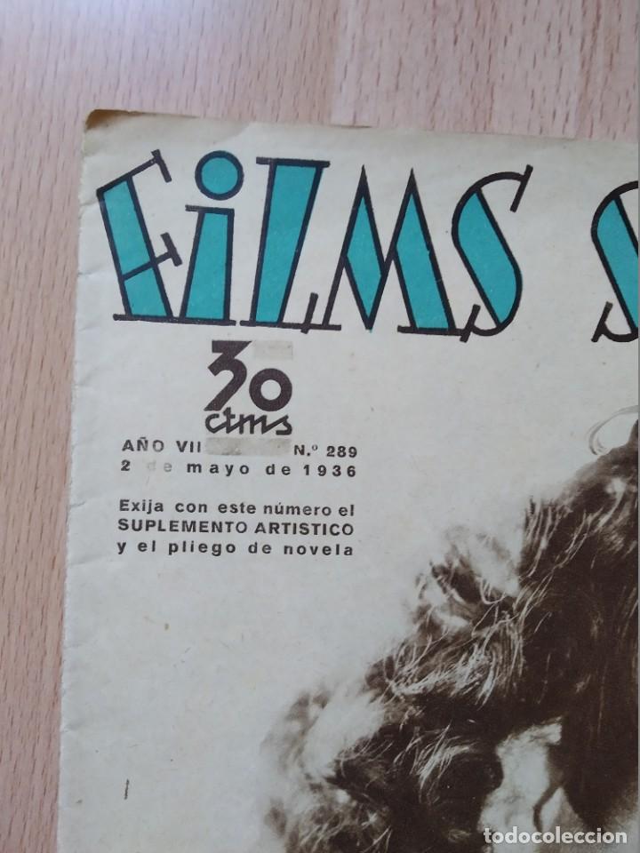 Cine: REVISTA Nº289 FILM SELECTOS - Foto 2 - 195103246