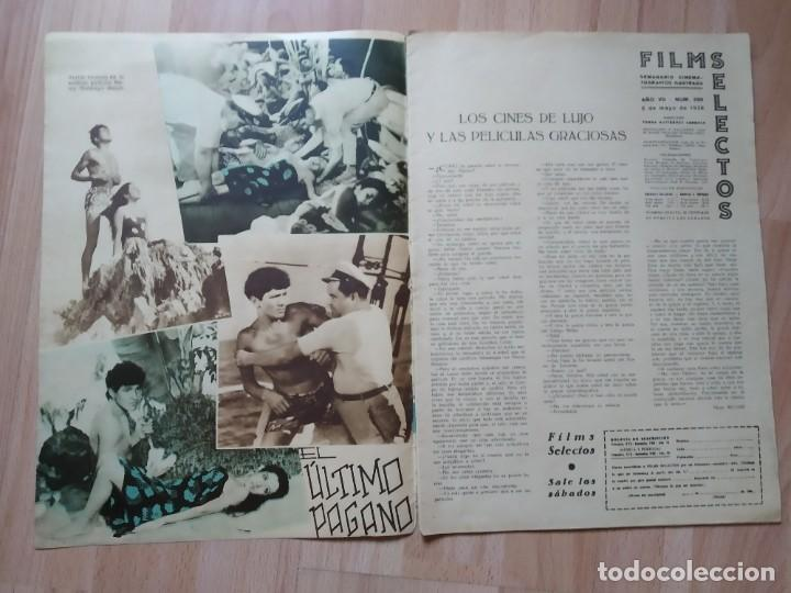 Cine: REVISTA Nº289 FILM SELECTOS - Foto 4 - 195103246
