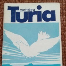 Cine: CARTELERA TURIA Nº 840 - 1980. Lote 195162830