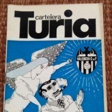 Cine: CARTELERA TURIA Nº 753 - 1978. Lote 195162920