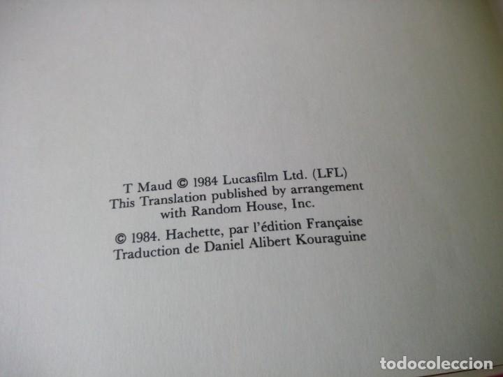 Cine: INDIANA JONES Et Le Temple Maudit Lalbum du Film Storybook 1984 Lucasfilm,frances - Foto 6 - 195335823