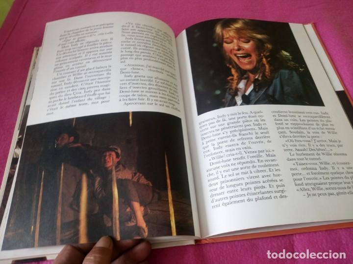 Cine: INDIANA JONES Et Le Temple Maudit Lalbum du Film Storybook 1984 Lucasfilm,frances - Foto 10 - 195335823