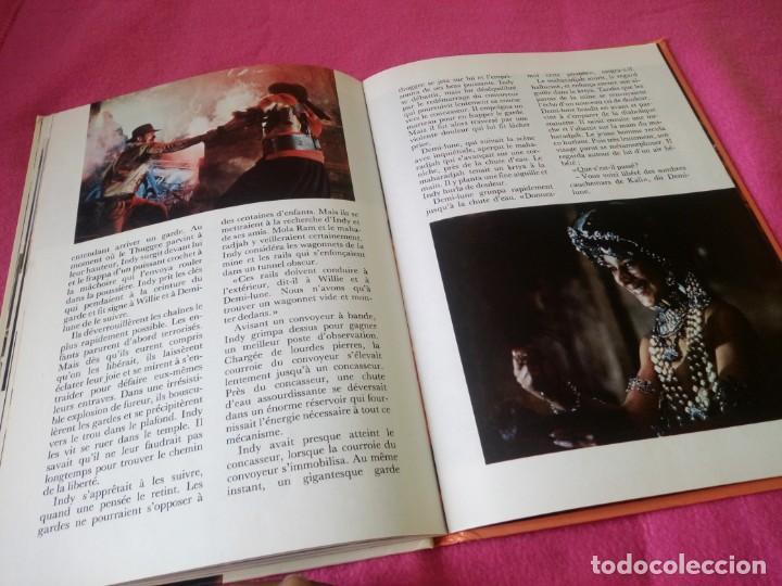Cine: INDIANA JONES Et Le Temple Maudit Lalbum du Film Storybook 1984 Lucasfilm,frances - Foto 12 - 195335823