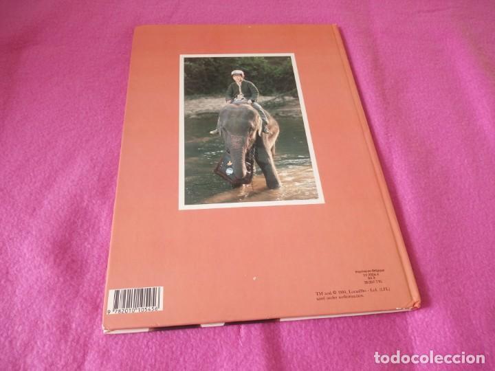 Cine: INDIANA JONES Et Le Temple Maudit Lalbum du Film Storybook 1984 Lucasfilm,frances - Foto 13 - 195335823