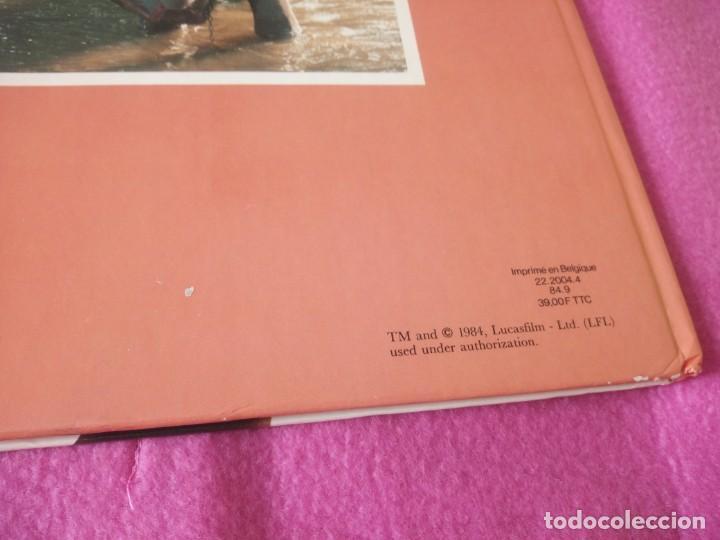 Cine: INDIANA JONES Et Le Temple Maudit Lalbum du Film Storybook 1984 Lucasfilm,frances - Foto 14 - 195335823
