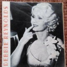 Cine: CARTELERA TURIA Nº 648 - 1976 - DEBBIE REYNOLDS. Lote 195457622